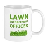 Lawn Enforcement Officer Mug