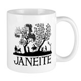 Jane Austen Gift Small Mug
