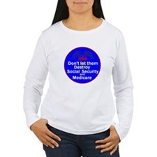 Social Security T-Shirt