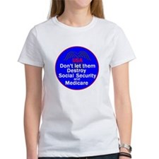 Social Security Tee