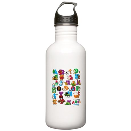 ABC Farm Stainless Water Bottle 1.0L