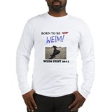 Weim Fest 2011 Long Sleeve T-Shirt