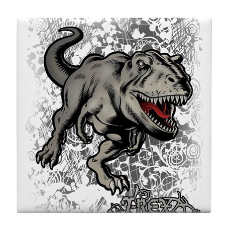 Big Rex Tile Coaster