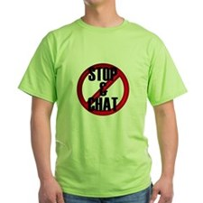 No Stop & Chat T-Shirt