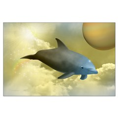 Fantasy Dolphin Posters