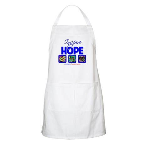 Autism Inspire Hope Apron