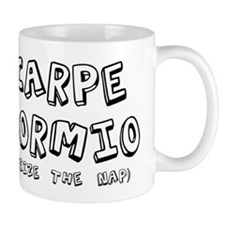 Carpe Dormio Seize The Nap Sh Mug