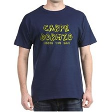 Carpe Dormio Seize The Nap Sh T-Shirt