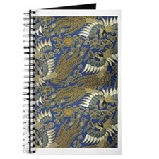 Blue Bali Batik Journal
