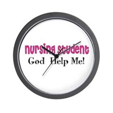 Nursing Student XXX Wall Clock