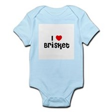 I * Brisket Infant Creeper