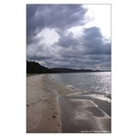Good Harbor Bay, Leelanau Large Poster