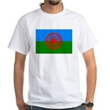 Roma Nation Flag Shirt