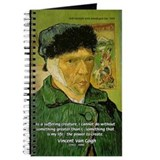 Artist Van Gogh: Suffering Journal