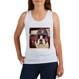 Cute Puppy Women's Tank Top