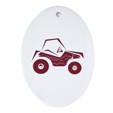 WR LOGO Oval Decal
