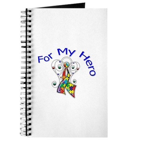 Autism For My Hero Journal