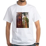 """Big Trees"" Sequoia t-shirt--white"