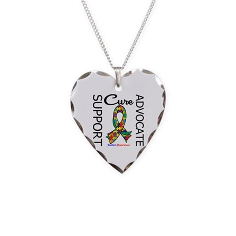 import Necklace Heart Charm