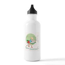 Medical Transcriber Sports Water Bottle
