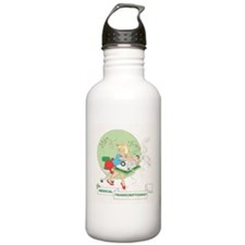 Medical Transcriber Water Bottle