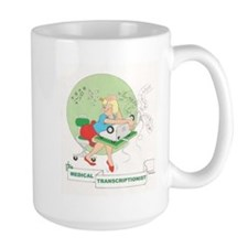 Medical Transcriber Mug