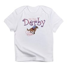My First Derby (girl) Infant T-Shirt