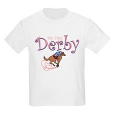 My First Derby (girl) T-Shirt