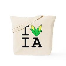Funny Corn Tote Bag