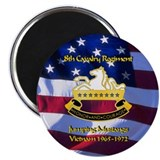 8th Cavalry Regiment Magnet