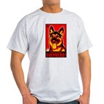 German Shepherd Big Brother Ash Grey T-Shirt