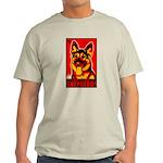 German Shepherd Big Brother Ash Grey T-Shirt