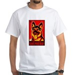German Shepherd Revolution! 1-sided T-shirt