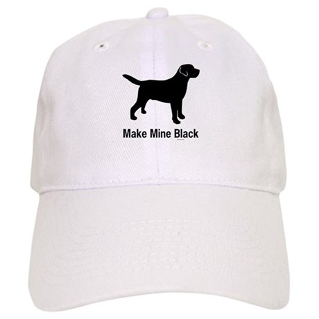 Make Mine Black Cap