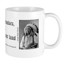 """Chief Red Cloud"" Mug"