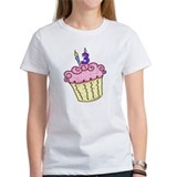 13th Birthday Cupcake Tee