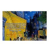Vincent Van Gogh Color Art Postcards (Package of 8