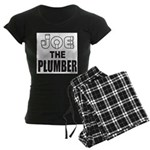 JOE THE PLUMBER Women's Dark Pajamas