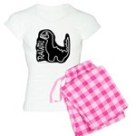 RAWR DINO Women's Light Pajamas