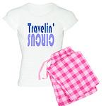 TRAVLIN' CIRCUS Women's Light Pajamas