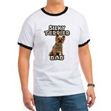 Silky Terrier Dad T