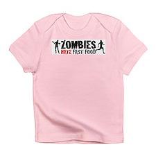 zombies Infant T-Shirt