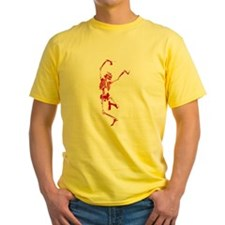 The Dancing Skeleton T