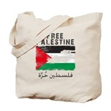Free Palestine ( filistin hur Tote Bag