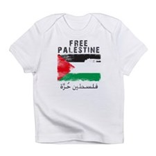 Free Palestine ( filistin hur Infant T-Shirt