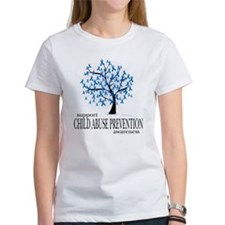 Child Abuse Tree Tee