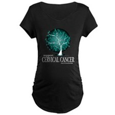 Cervical Cancer T-Shirt