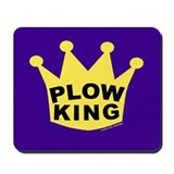 Plow King Mousepad