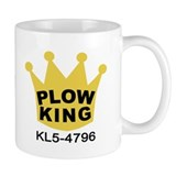 Plow King Mug