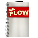 Mr Plow Journal